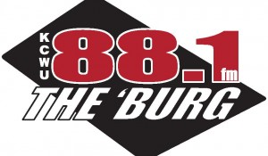 KCWU-FM (88.1 The 'Burg)